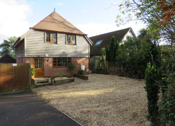 Thumbnail 4 bed detached house for sale in Rownhams Lane, North Baddesley, Southampton