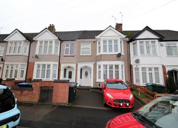 3 bed terraced house for sale in Dickens Road, Coventry CV6
