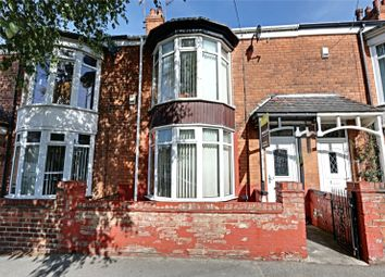 Thumbnail 3 bed terraced house for sale in Brindley Street, Hull, East Yorkshire
