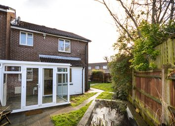 Thumbnail 1 bed semi-detached house to rent in Farnefold Road, Bramber, Steyning