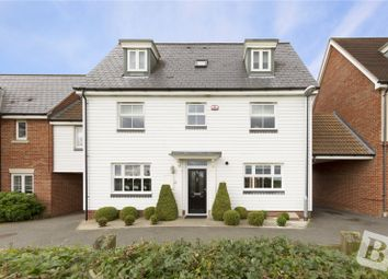Thumbnail 4 bed link-detached house for sale in Ratcliffe Gate, Beaulieu Park, Chelmsford, Essex