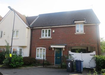 Thumbnail 3 bed end terrace house to rent in Ross Close, Northolt