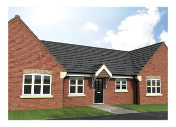 Thumbnail 2 bed terraced bungalow for sale in Well Hill Drive, Harworth, Doncaster