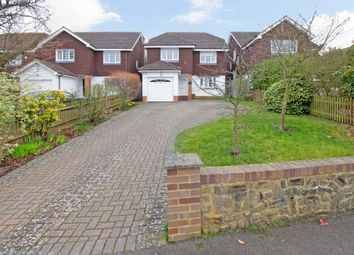 Thumbnail 5 bed detached house for sale in Downs Valley, Hartley, Longfield