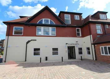Thumbnail 2 bed flat for sale in Wimborne Road, Moordown, Bournemouth
