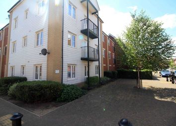 Thumbnail 2 bed flat to rent in Prentice Way, Ipswich