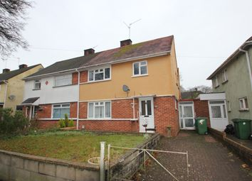 Thumbnail 3 bedroom semi-detached house to rent in Fishguard Road, Llanishen, Cardiff