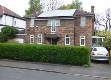 Thumbnail 3 bed detached house for sale in Windsor Road, Hazel Grove, Stockport
