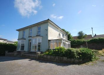 Thumbnail 5 bed detached house for sale in Redruth, Cornwall