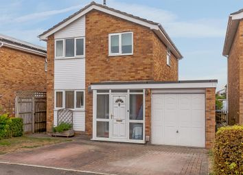 Thumbnail 3 bed detached house for sale in Foxcroft Drive, Carterton