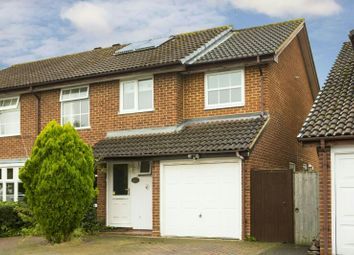 Thumbnail 5 bed semi-detached house for sale in Doddington Close, Lower Earley, Reading