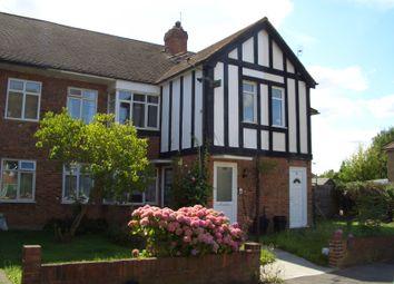 Thumbnail 2 bed maisonette to rent in Beechwood Avenue, Ruislip