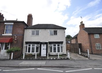 Thumbnail 3 bed detached house to rent in Castle Way, Willington, Derby