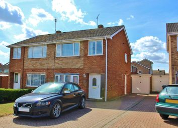 Thumbnail 3 bed semi-detached house for sale in Lakin Drive, Bishops Itchington, Southam