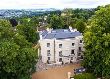 Apartment 4, Beckford Gate, Lansdown Road, Bath BA1. 3 bed flat for sale