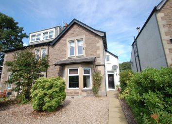 Thumbnail 2 bed semi-detached house for sale in St. Leonard Street, Lanark