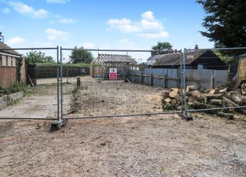 Thumbnail Land for sale in High Street, Stalham, Norwich