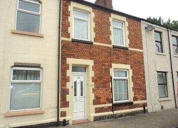 Thumbnail 2 bed terraced house for sale in Spring Gardens Terrace, Splott, Cardiff