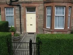 Thumbnail 2 bed flat to rent in Craigcrook Place, Edinburgh
