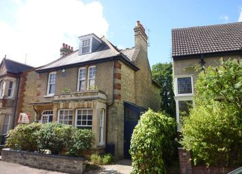 Thumbnail 4 bed detached house to rent in Chesterton Hall Crescent, Cambridge
