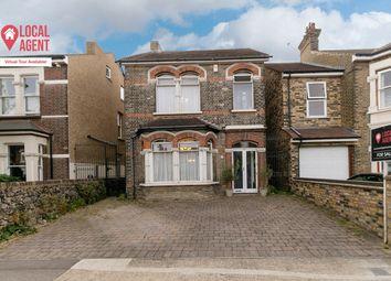 St James's Road, Gravesend DA11. 3 bed detached house