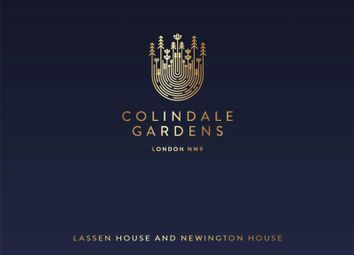Thumbnail Studio for sale in Pandorea House, Colindale Gardens, Colindale, London