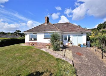 Thumbnail 3 bed detached bungalow for sale in Glebelands, Sidmouth, Devon