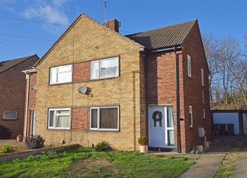 Thumbnail 3 bed semi-detached house for sale in Chaucer Road, Peterborough