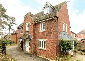 Thumbnail 5 bed detached house for sale in Maurice Way, Marlborough, Wiltshire
