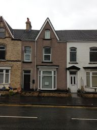 Thumbnail 6 bedroom terraced house to rent in King Edwards Road, Swansea