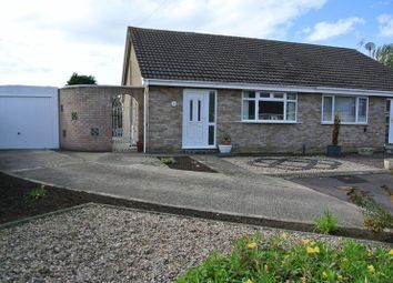 Thumbnail 2 bedroom semi-detached bungalow for sale in Durand Close, Longlevens, Gloucester