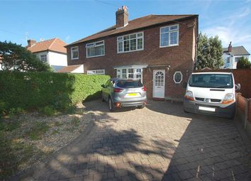 Thumbnail 3 bed semi-detached house to rent in Sealand Avenue, Formby, Liverpool