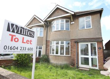 Thumbnail 3 bed property to rent in Greenhills Road, Kingsthorpe, Northampton