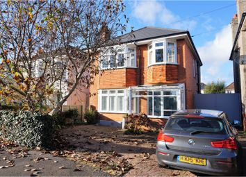 Thumbnail 4 bed detached house for sale in Southwick Road, Bournemouth