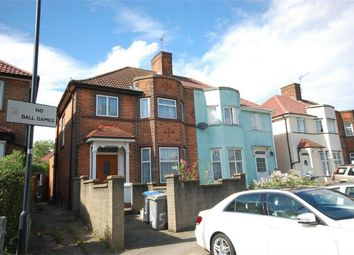 Thumbnail 3 bedroom semi-detached house for sale in Chalfont Avenue, Wembley