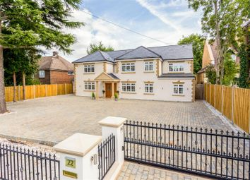 Thumbnail 6 bedroom detached house for sale in Downs Way, Tadworth