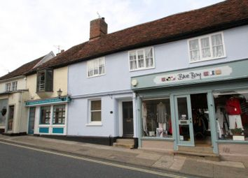 Thumbnail 3 bed cottage to rent in Market Hill, Woodbridge