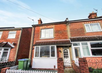 Thumbnail 2 bed end terrace house for sale in Clarendon Road, Southampton
