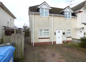 Thumbnail 1 bed flat for sale in Kimmeridge Avenue, Parkstone, Poole
