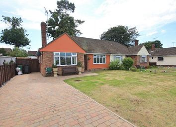 Thumbnail 2 bed semi-detached bungalow for sale in Greenway Gardens, Great Notley, Braintree, Essex