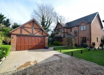 Thumbnail 4 bed detached house for sale in The Old Apple Yard, Winnersh