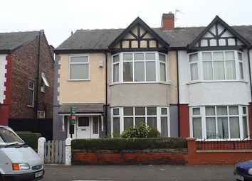 Thumbnail 4 bed semi-detached house to rent in Elmsmere Road, Didsbury, Manchester