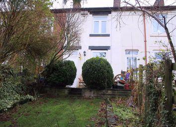 Thumbnail 1 bed terraced house for sale in Inkerman Terrace, Leek