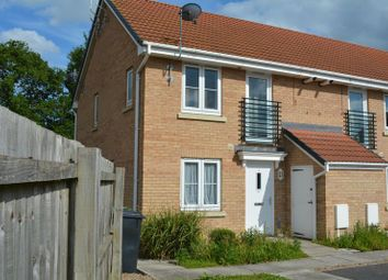 Thumbnail 1 bedroom end terrace house to rent in Magnus Court, North Hykeham, Lincoln
