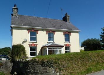 Thumbnail 13 bed detached house for sale in Cnwcyrhyglyn, Llangrannog, Llandysul, Ceredigion