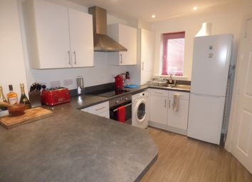 3 bed terraced house to rent in Luccombe Oak, Cranbrook, Exeter EX5