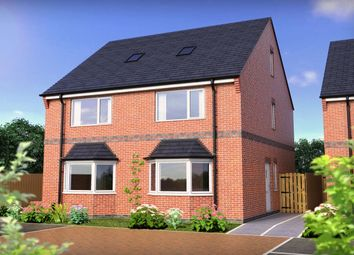 Thumbnail 3 bedroom semi-detached house for sale in Marlborough Road, Askern, Doncaster