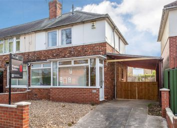 Thumbnail 3 bed end terrace house to rent in Melrosegate, York