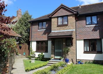 Thumbnail 4 bed end terrace house for sale in Vicarage Close, Newhaven