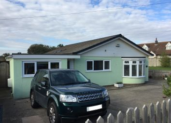 Thumbnail 3 bed detached bungalow for sale in Roman Bank, Sandilands, Mablethorpe